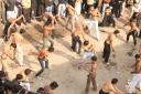 Conmemoración de la Ashura en Delhi. 2010
