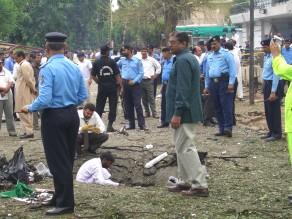 Atentado en Islamabad, Pakistán. 2008