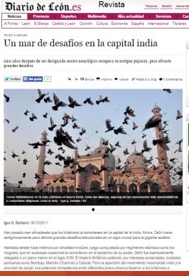 delhi desfios