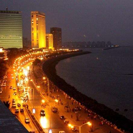 Bahía de Bombay, India. 2012
